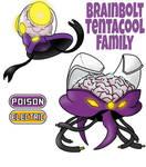 Tentacool Family