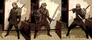 Link, the revenant
