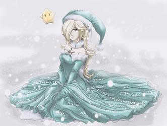 Christmas Star by Twilit-Arawen