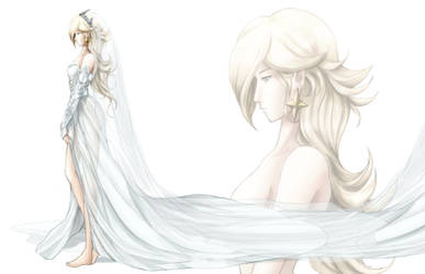 Abandoned Star - Rosalina by Twilit-Arawen