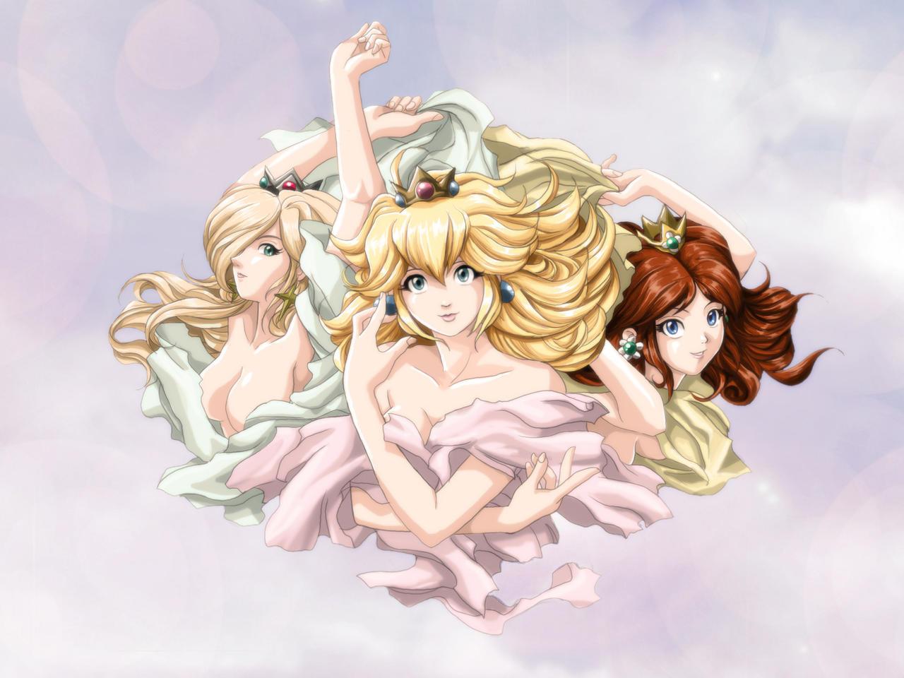 Oh My Princess - Crossover