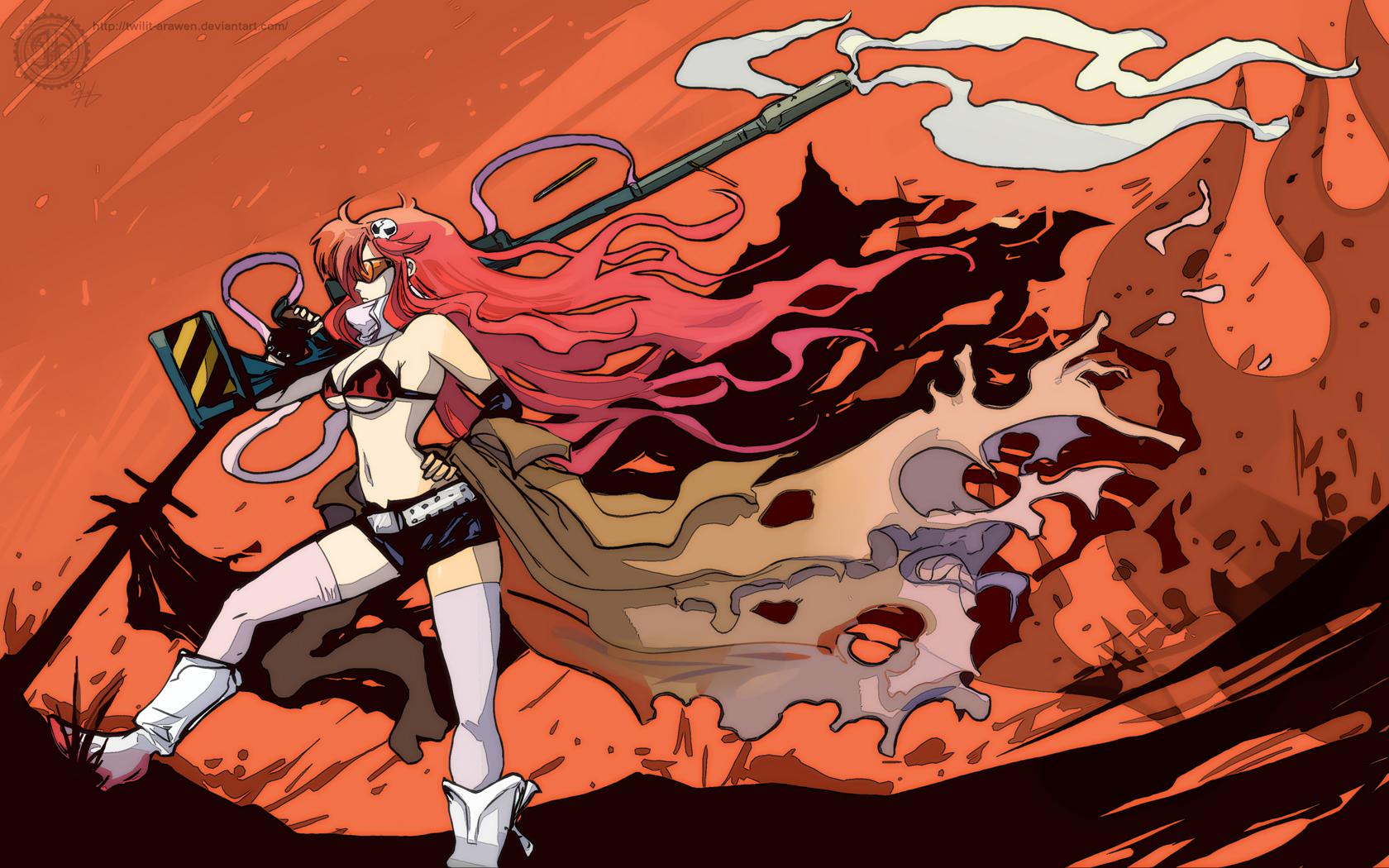 Yoko Quickie Wallpaper by Twilit-Arawen on DeviantArt