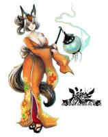 Kongiku Full Body by Twilit-Arawen