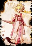 Kimono Pichi-Hime