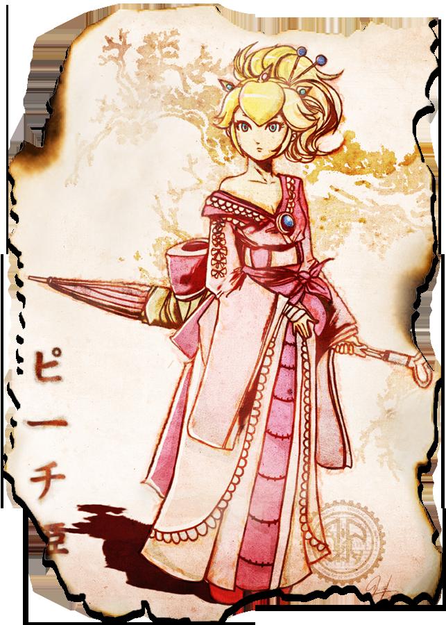 Kimono Pichi-Hime by Twilit-Arawen