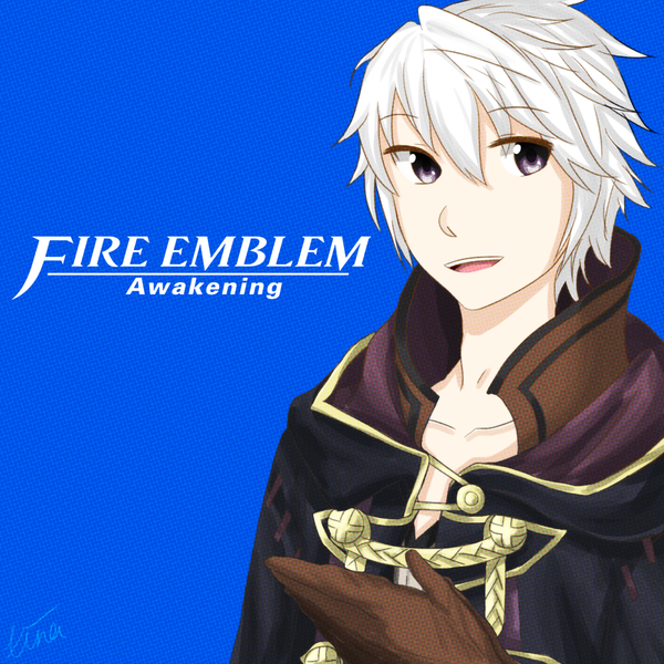 Fire Emblem: Awakening - Robin (Avatar) by HatEatingDragon on ...