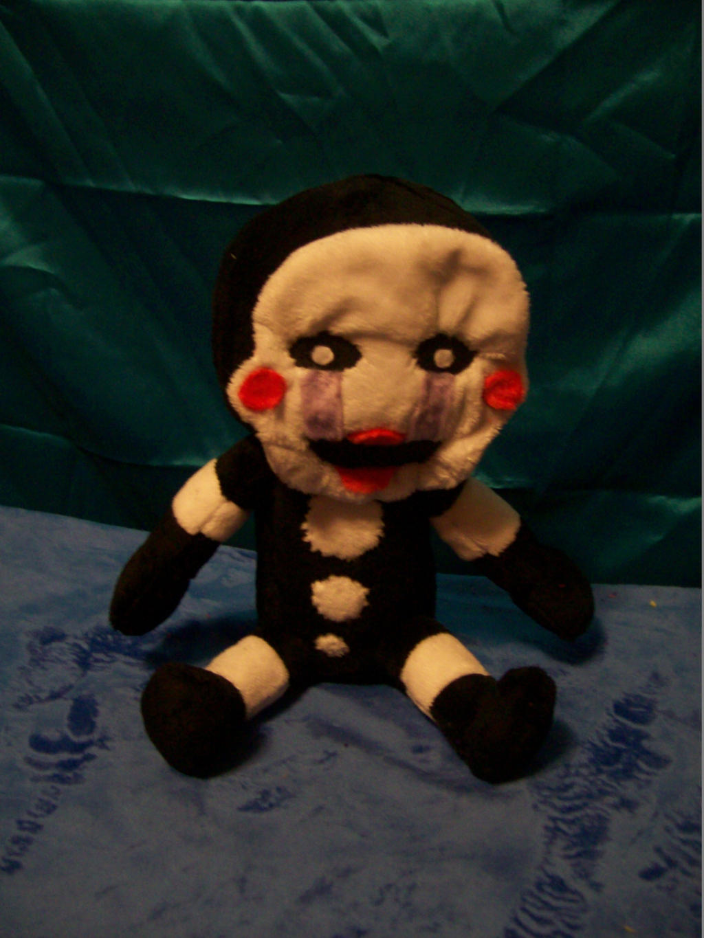 Mangle plushie for sale myideasbedroom com - Filename Five_night_at_freddy_s_puppet_plush__by_pollyrockets D89ewo7 Jpg
