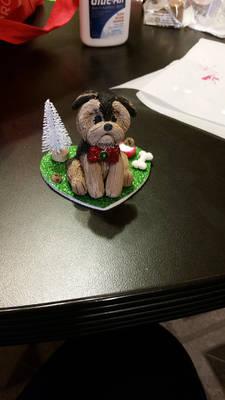 Dog ornaments