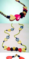 Child's Play necklace