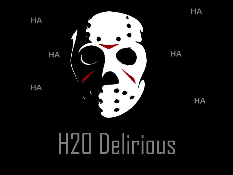 H20 Delirious Logo by  H2o Delirious Wallpaper