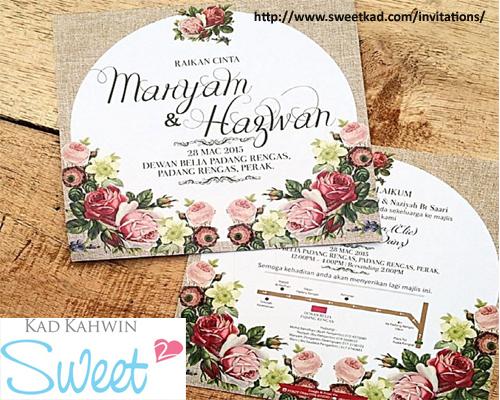 Kad Jemputan Kad Kahwin Selangor Malaysia By Workmail On Deviantart