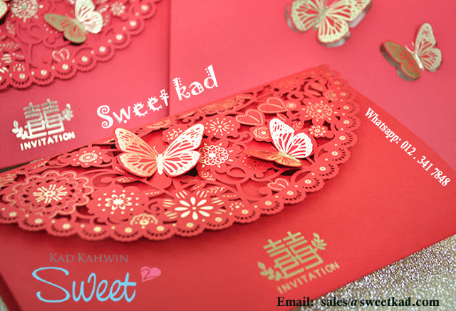 Kad Kahwin Murah Wedding Card Design Malaysia By Workmail On Deviantart