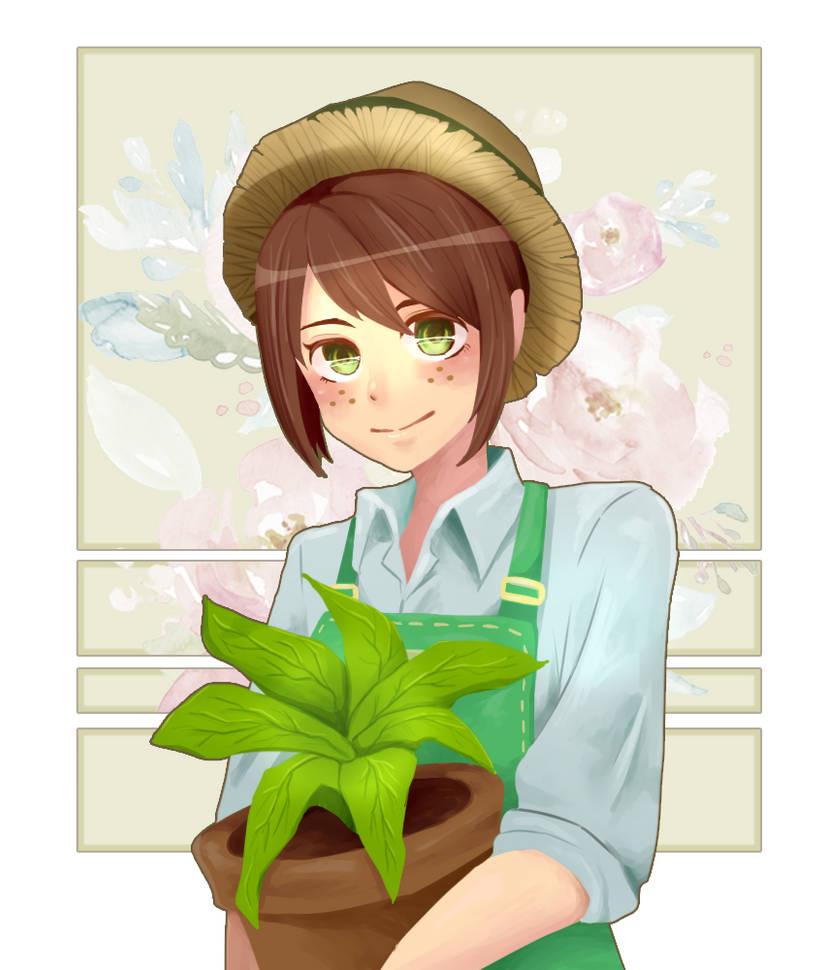 FanArt] Identity V - Gardener by TeddyLemon on DeviantArt