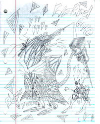 Lizard Love by tentabrobpy
