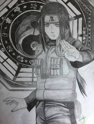 Neji by CRuschFineArt