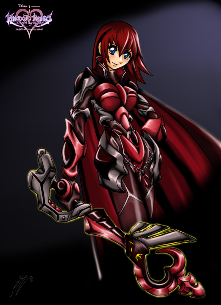 KH :kairi armor magna hearts by mauroz on DeviantArt  KH :kairi armor...