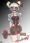 legacy Harley Quinn