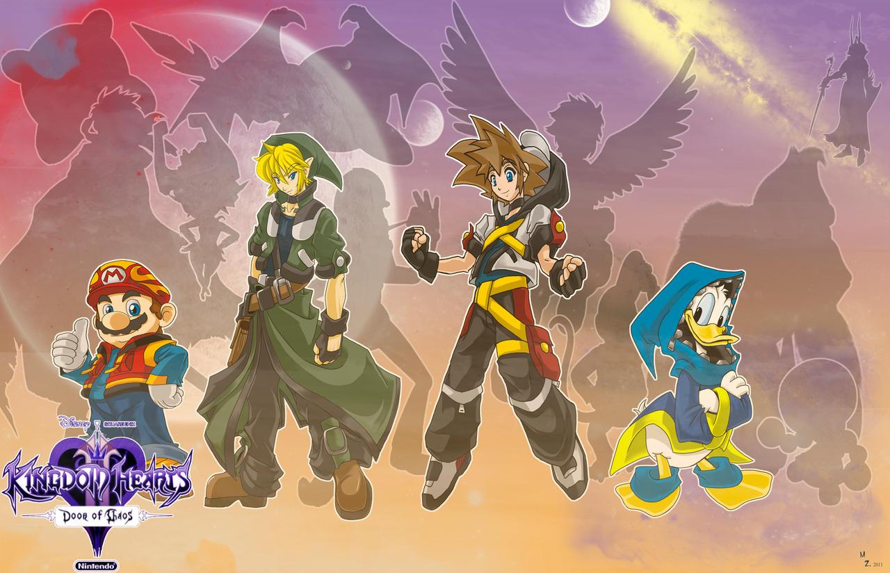 kh Doc Team Sora by Mauroz