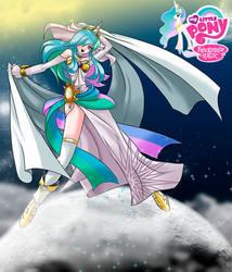 fan Princess Celestia by mauroz