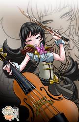 fan Octavia by mauroz