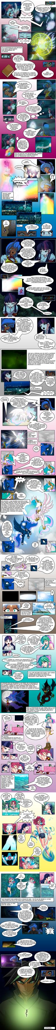 la magia de la amistad 01: parte 2 by mauroz