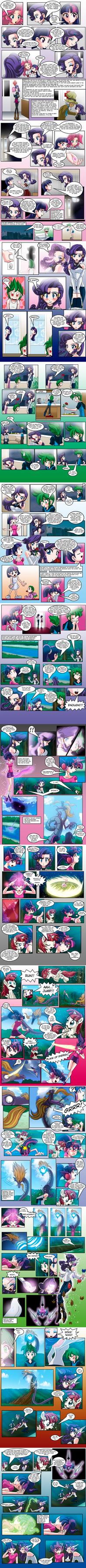 Friendship Is Magic 02:  P2 by mauroz