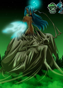 queen Chrysalis second stage