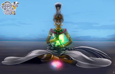 Zecora guardian of harmony by mauroz