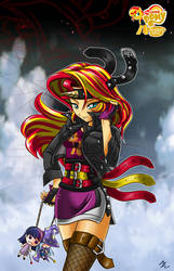 fan Sunset Shimmer