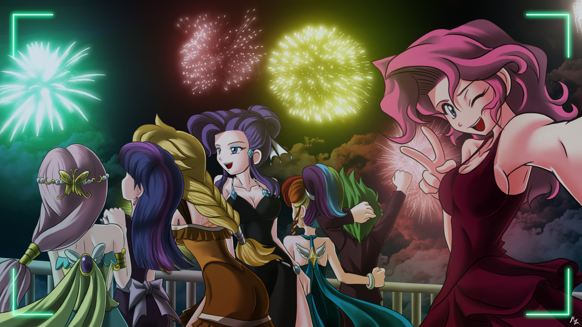 My little pony equestria girls friendship games blind reaction 183 5