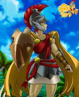 fan: Flash Magnus by mauroz