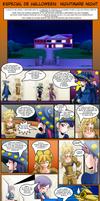 la magia de la amistad: especial halloween by mauroz