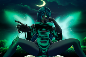 queen Chrysalis EG version