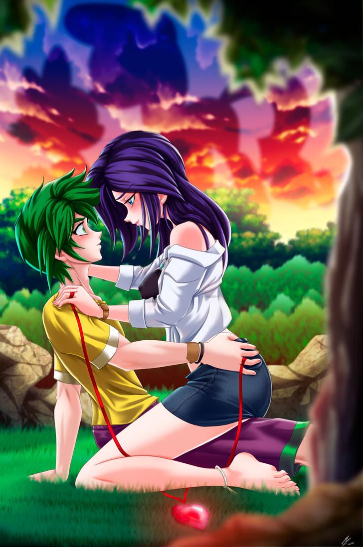 Eternal Love: Rarity/Spike