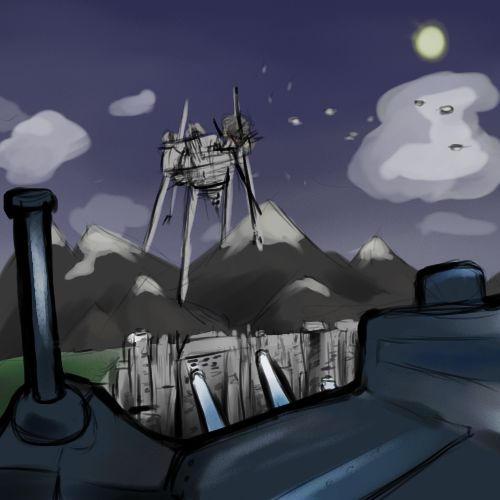DSG 061: Vehicle Design: Battleship