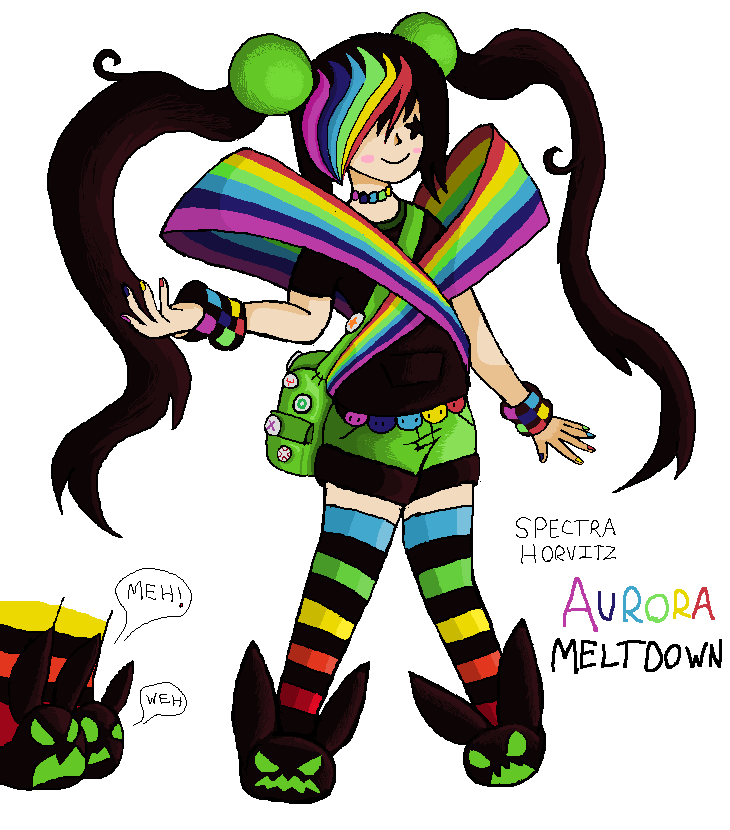 Warriors Of The Rainbow Watch Online: Rainbow Warrior!! Aurora Meltdown By GigaB00ts On DeviantArt