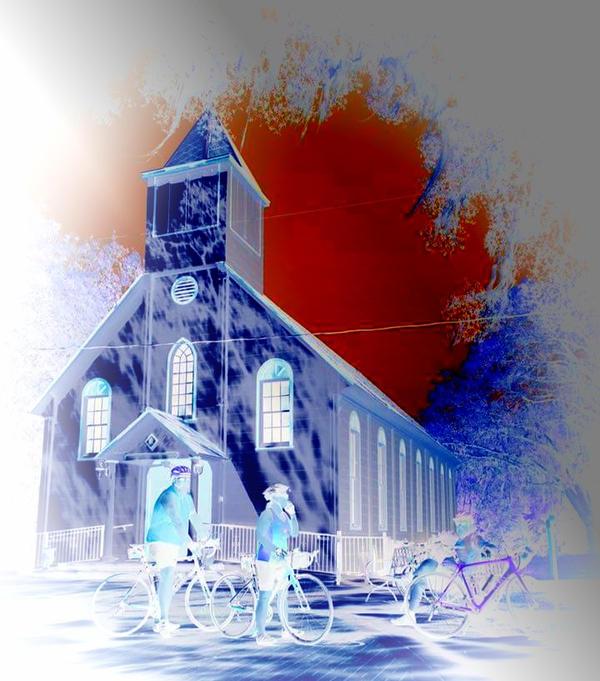 St. Ambrose Catholic Church, Elkton FL by fotobear