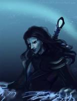 Ringil - The Dark Defiles fanart by TigRaidoXXX