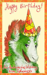Birthday card for AndromedasWitchery