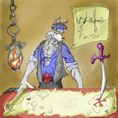 Garrison - Wolf Navigator by Westfactor