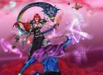 Sorceress versus Wizard (Duel of Magic)