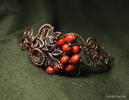 Bracelet Rowan by Egarimea
