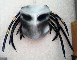 Predator's mask, 2 by wodny
