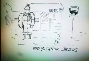 Przystanek_Jezus by wodny