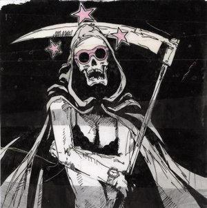 Death by skulls-club