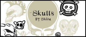 skulls by shiranui by skulls-club