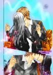 Kiss de seiyaku cap 3
