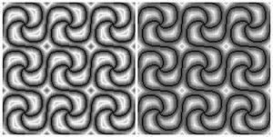 Spiral patterns