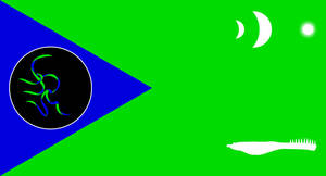 Oikos Dracontes flag
