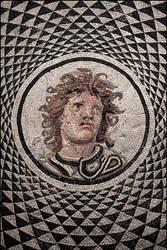 Roman Medusa by blueseas